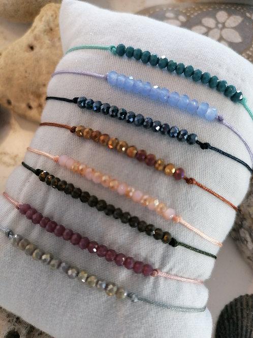 """Bracelet """"cristaux """""""