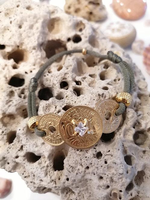 """Bracelet """"Céline"""" étoilé"""