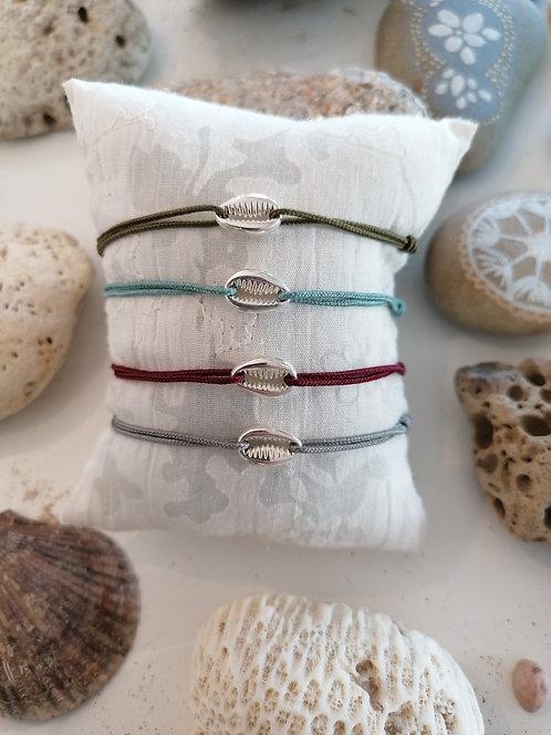 """Bracelet Collection""""Océan"""" Argent"""