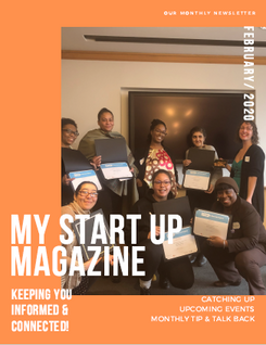 My Start-Up Newsletter