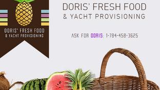 DORIS' FRESH FOOD