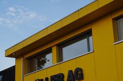 Unsere Kanzlei im gelben Gebäude