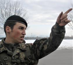 Offizier Emanuel Suter