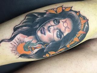 Tattoorituals Hekate Göttin Triple Goddess Tattoo