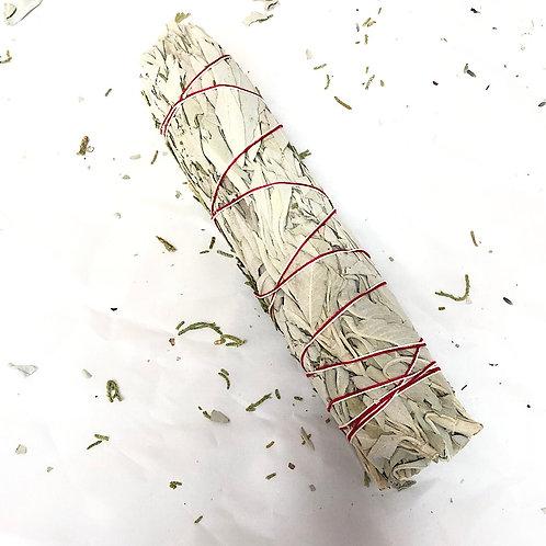 """Smudge Stick """"Weisser Salbei & Zeder"""" ca. 60g"""