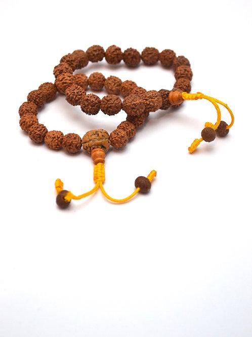 Rudraksha Armband klein