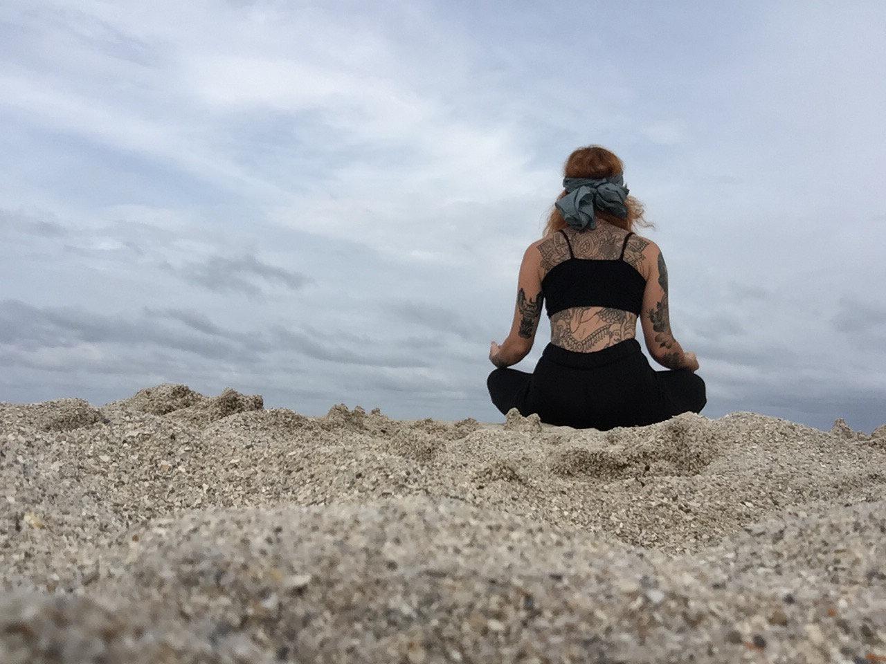 Pranayama und Meditation