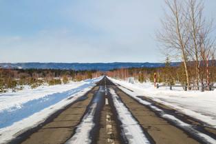 On the road in Hokkaido.jpg