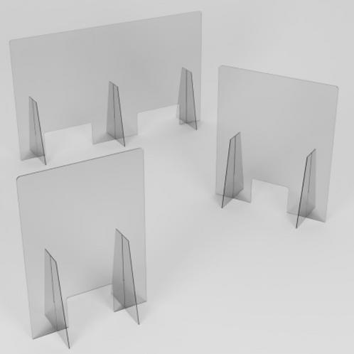 barriera 100x70 due finestre neutra