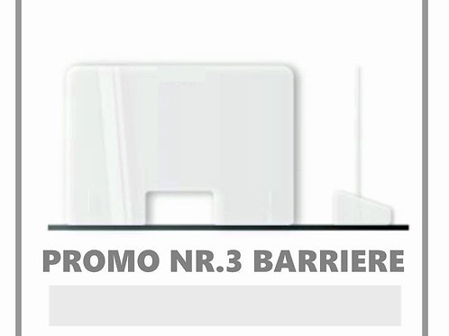 PROMO 3 barriere 60x70 neutre (55,20 euro cadauna)
