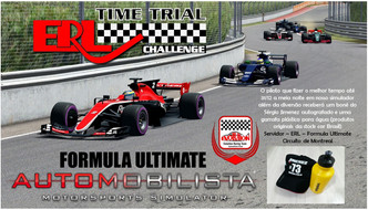 Time Trial - Formula Ultimate