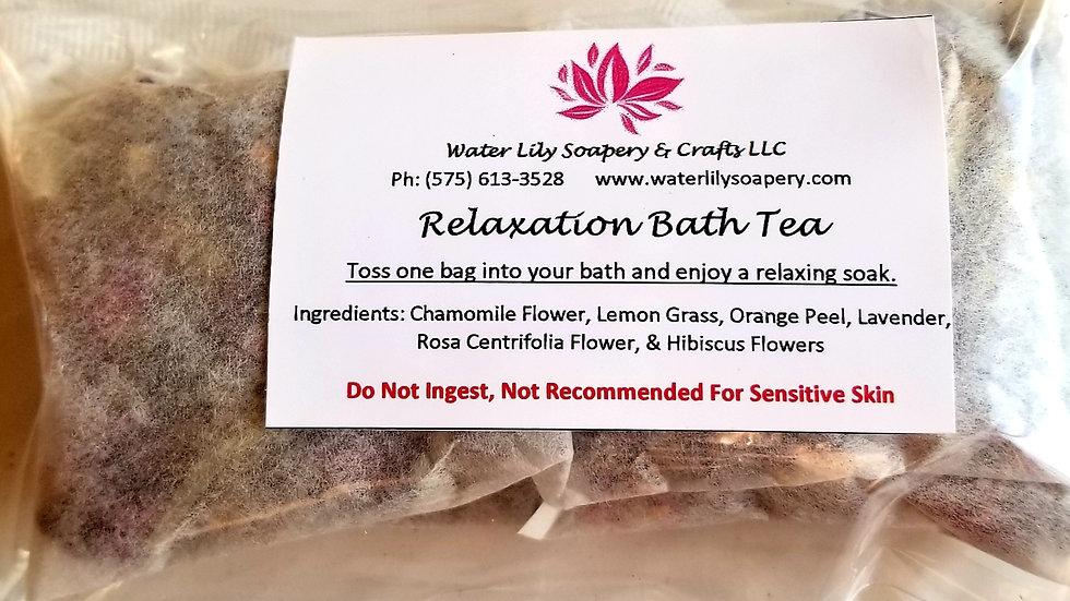 Relaxation Bath Tea