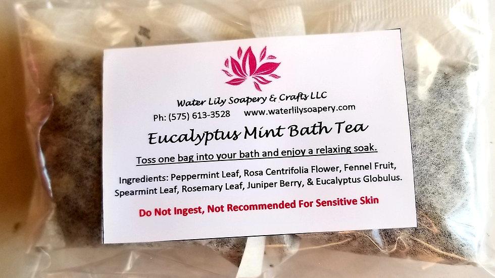 Eucalyptus Mint Bath Tea