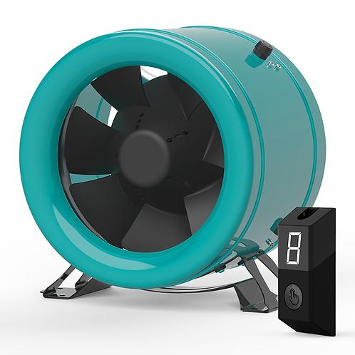 "10""[250MM]SIGILVENTUS EC MixFlow Inline Fan With Speed Controller"
