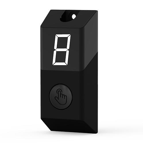 8 Preset Speeds Portable EC Fan Controller