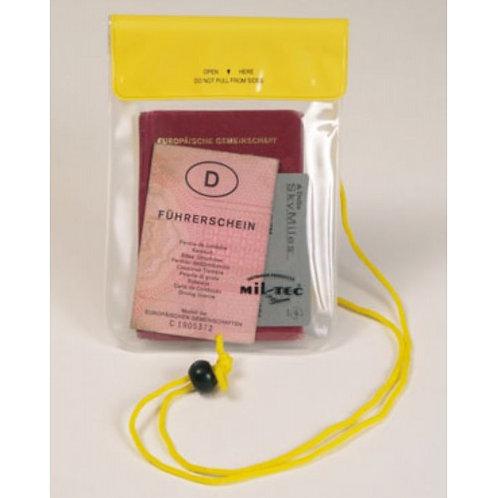 Гаманець нагрудний непромокальний P1G® 130X200 MM Sturm Mil-Tec®, [1360] Жовтий