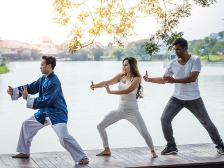 Mindful Movement and Meditation Lowers High Blood Pressure