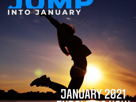 Jump Into January- 5 Week Nutrition and Exercise Program