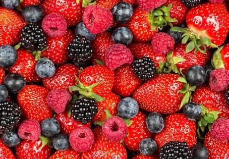 Fabulous Study on Berries & Brain Health!