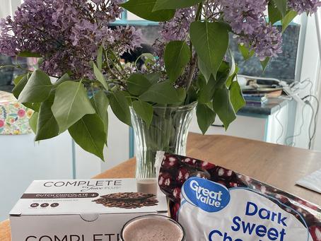 No-Guilt Chocolate Cherry 🍒 Shake