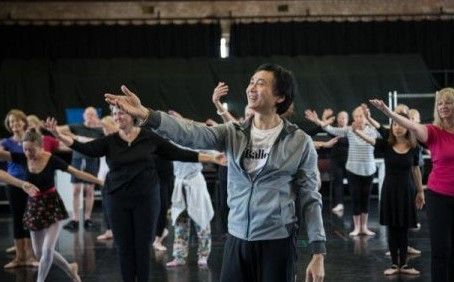 Older people advised to dance for better posture, flexibility, energy and happiness