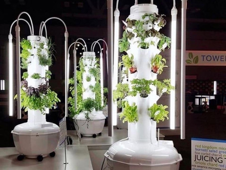 Grow Your Own Food With Tower Garden Home