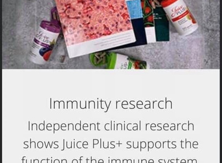 JP Supports the Function of the Immune System