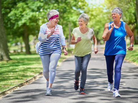 Do you need to slow down? Research says maybe not. How fast you walk may affect how long you live.