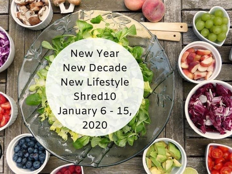 Make Plans Now to Feel Great in 2020!
