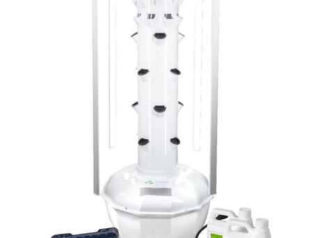 What do I get when I purchase a Tower Garden HOME?
