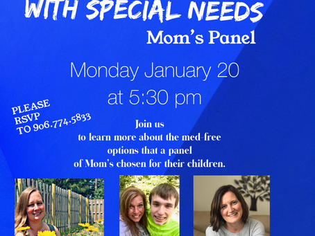"""""""Simple Solutions for Moms with Special Needs Children"""""""
