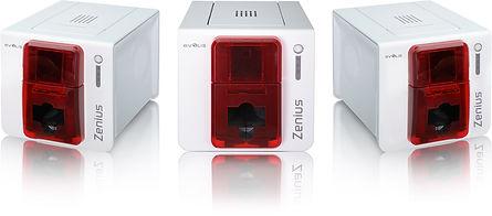 Evolis Zenius Desktop Card printer