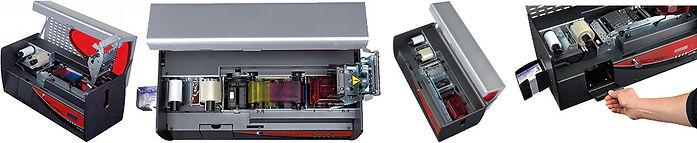 Evolis Securion Card Printer - Printing Secure cards