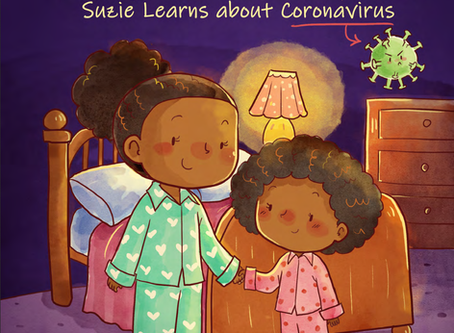 Help Kids Learn About Covid-19 With This Children's Book