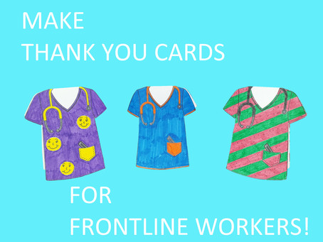 Thank Frontline Workers!