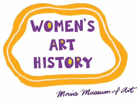 Celebrate Women's Art History