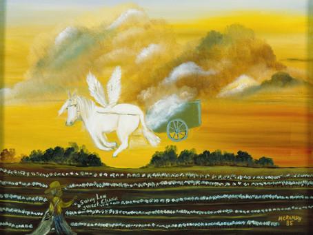 Unicorns with Margaret Ramsey