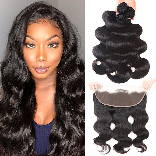 Bodywave bundles with frontal