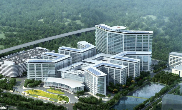 Optical Vally Branch of Tongji Hospital Project in Wuhan China.JPG