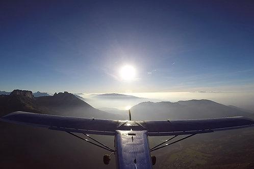 A la CARTE (1h de vol)