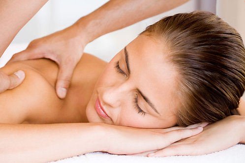 Gift Voucher - Back Massage
