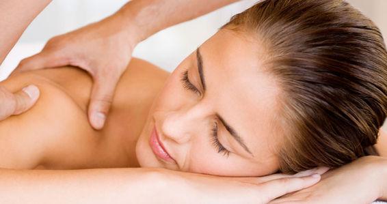 relaxing massage Huddersfield