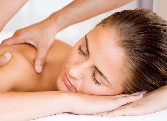Massage post natal 1h15
