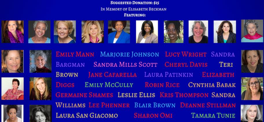 OVER AND ABOVE: Women Over 55 Speak
