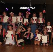 Junior Tap x
