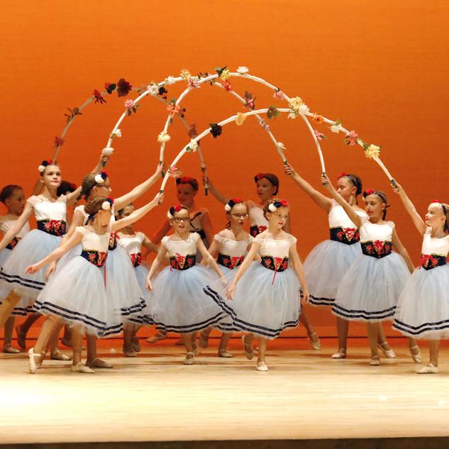 Ballet Class One x