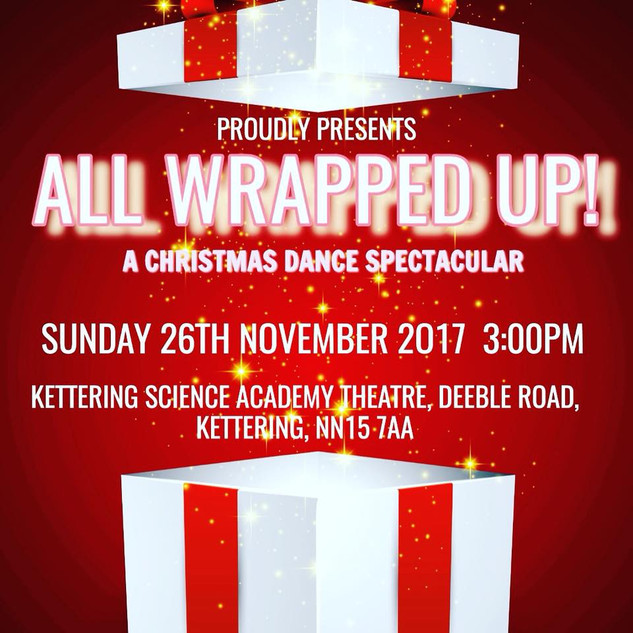 All Wrapped Up x