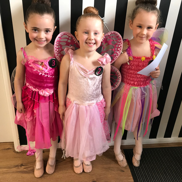 Juvenile Ballet x