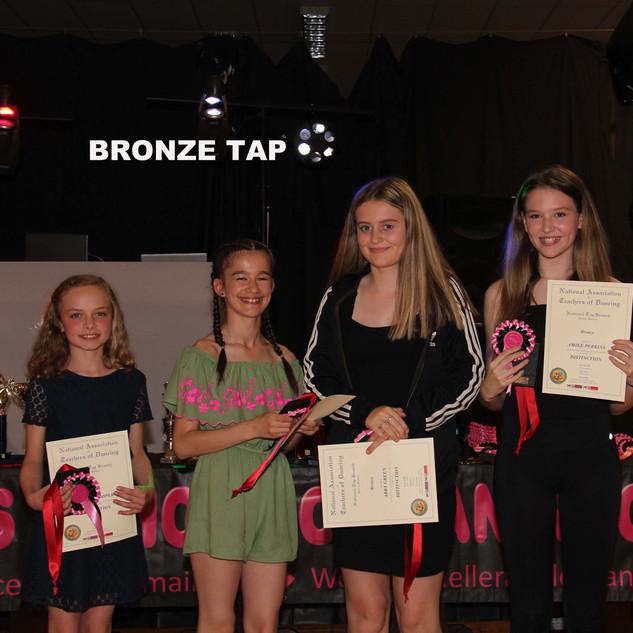 Bronze Tap x