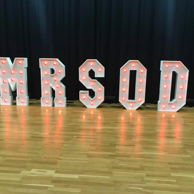 MRSOD Lights x